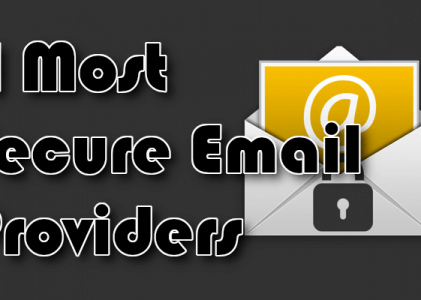 The 4 Most Secure Email Providers