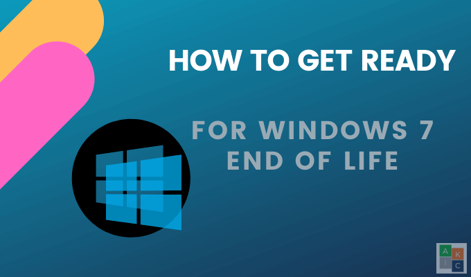 How To Get Ready For Windows 7 End Of Life