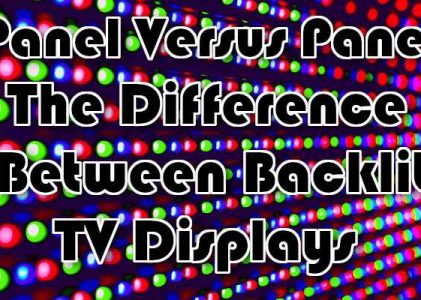 LCD VS LED: All the TV Acronyms You Need to Know